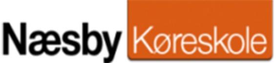 Næsby Køreskole logo
