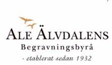 Ale Älvdalens Begravningsbyrå logo