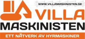 Villamaskinisten Enviken logo