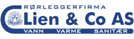 Rørleggerfirma Lien & Co AS logo