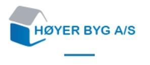 Høyer Byg a/s logo