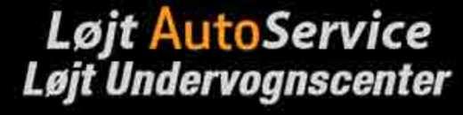 Løjt Autoservice logo