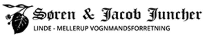 Linde-Mellerup Vognmandsforretning logo