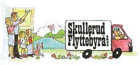 Skullerud Flyttebyrå AS logo