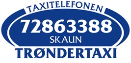 Skaun Taxisentral AS logo
