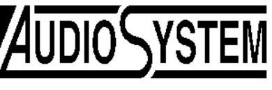 Audiosystem Svenska AB logo