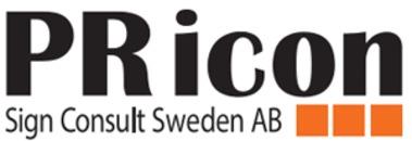 Pr Icon Skyltar I Karlstad AB logo