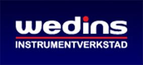 Instrumentverkstad AB, Wedins logo