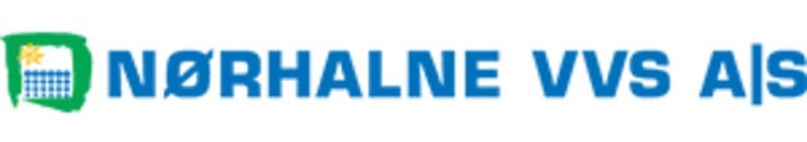 Nørhalne VVS A/S logo
