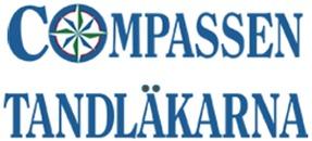 Compassen Tandläkarna logo