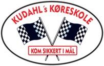 Kudahls Køreskole logo