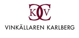 Vinkällaren Karlberg logo