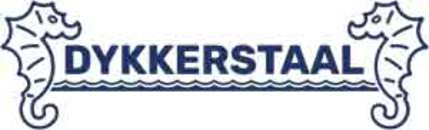 Dykkerstaal A/S logo
