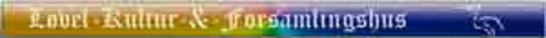 Løvel Kultur og Forsamlingshus logo