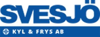 Svesjö Kyl & Frys AB logo