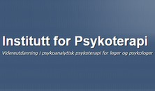 Institutt for Psykoterapi logo