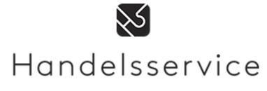 Handelsservice A/S logo