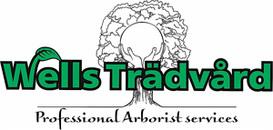 Wells Trädvård AB logo