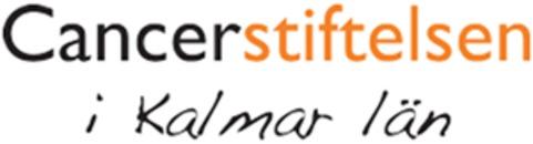 Cancerstiftelsen i Kalmar län logo