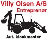 Entreprenør Villy Olsen A/S logo