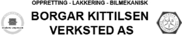 Borgar Kittilsen Verksted AS logo