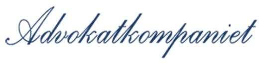 Advokatkompaniet logo