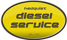 Hedqvist Dieselservice AB, Lars logo