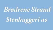 Strand Skrift & Monument logo