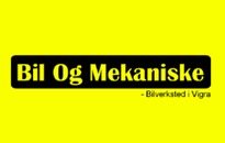Bil og Mekaniske AS logo