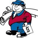 Øvrebø Fargehandel AS logo