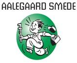 Aalegaard Smede logo