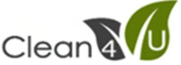 Clean 4 U AS logo
