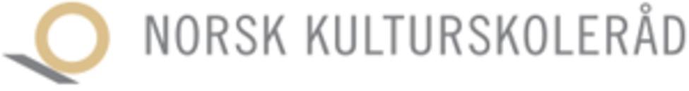 Norsk kulturskoleråd logo