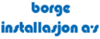 Borge Installasjon AS logo