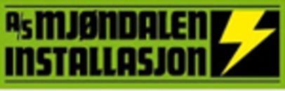 AS Mjøndalen Installasjon logo