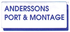 Anderssons Port & Montage logo