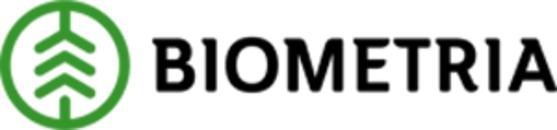Biometria ek för logo
