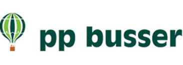 pp busselskab a/s logo