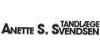Tandlæge Anette S. Svendsen logo