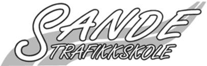Sande Trafikkskole AS logo