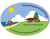 W. Christensen Sommerhusudlejning logo