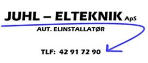 Juhl-Elteknik ApS logo