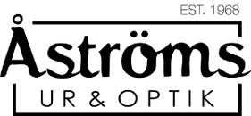 Åströms Ur & Optik logo