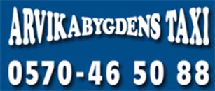 Arvikabygdens Taxi logo