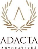 Adacta Advokatbyrå, Paralegal Lisa Rosendahl logo