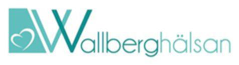 Wallberghälsan logo