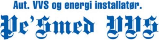 Pe' Smed VVS ApS logo