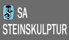 Steinskulptur logo