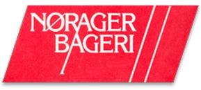 Nørager Bageri logo