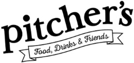 Pitcher's logo